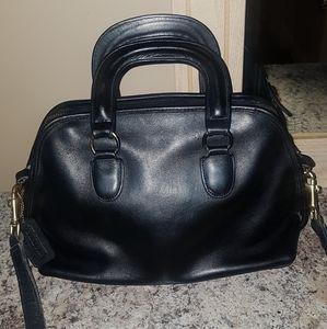 Vintage Coach Baxter Leather Bag